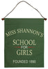 Miss Shannon's School For Girls Flag