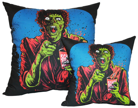 Dancing Zombie Pillow