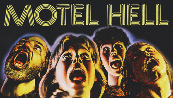 Motel Hell Label