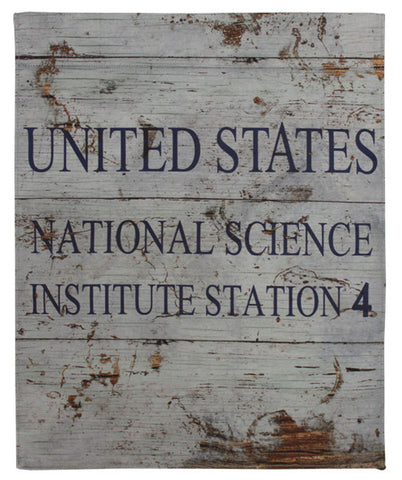 United States National Science Institute Flag