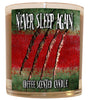 Never Sleep Again Candle