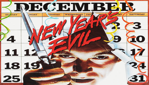 New Year's Evil Label