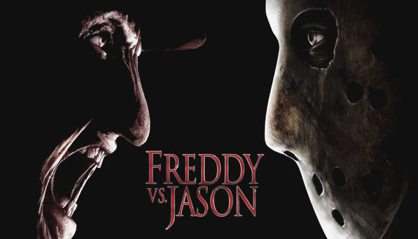 Freddy Vs Jason Label