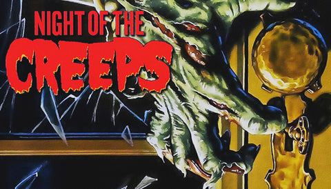 Night Of The Creeps Label
