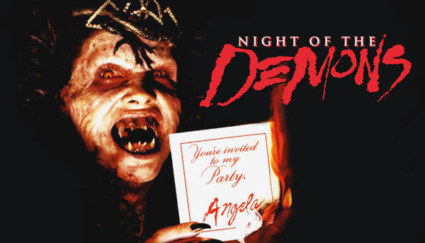 Night Of The Demons Label