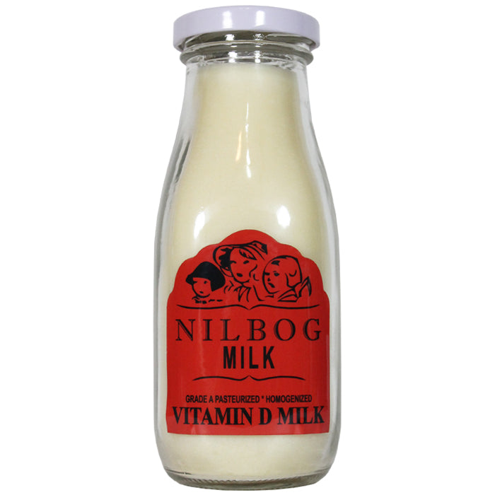 Nilbog Milk Candle