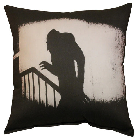 Nosferatu (Shadow) Pillow