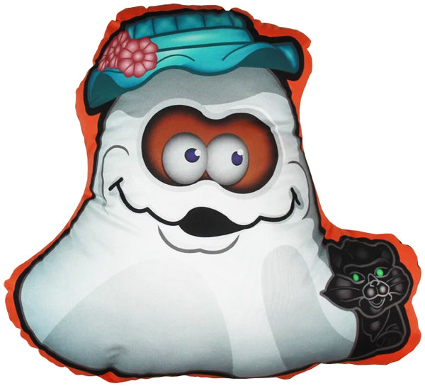 Ghost Nugget Pillow