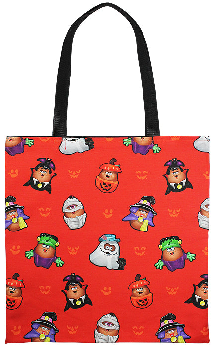 Nuggets Collage Tote Bag