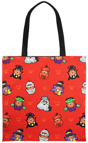 *Nuggets Collage Tote Bag