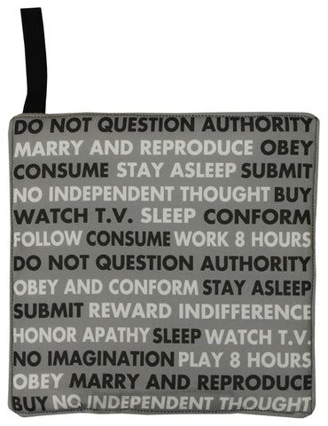 OBEY Pot Holder