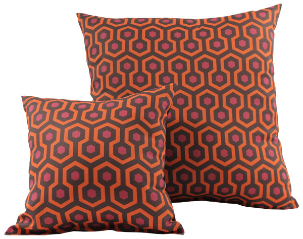 Overlook Hotel Pillow