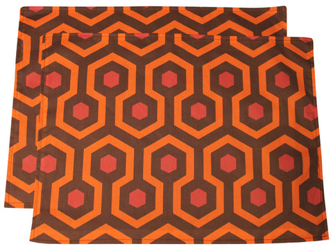Overlook Hotel Placemats (Set Of 2)