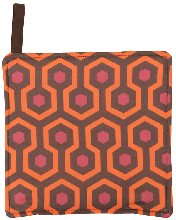 Overlook Hotel Pot Holder