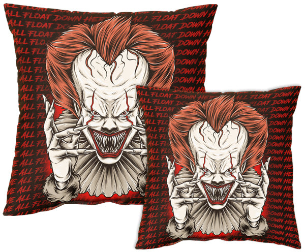 We All Float Pillow - LIMITED EDITION