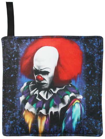 Sad Clown Pot Holder