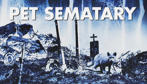 Pet Sematary Label