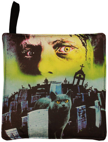 Pet Sematary Pot Holder