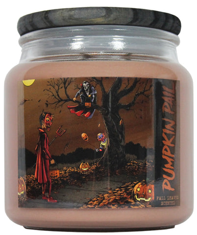 Fall Leaves Scented Candle