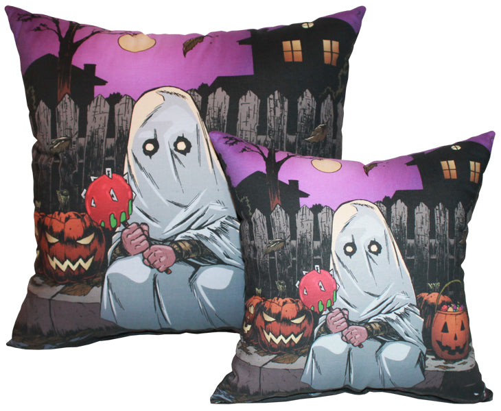 Sheet Ghost Pillow