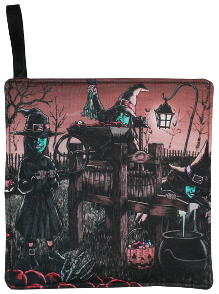 The Witches Pot Holder