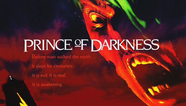 Prince Of Darkness Label