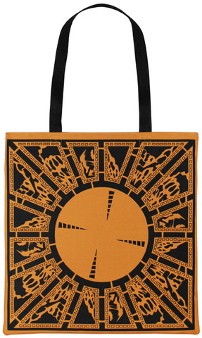 Puzzlebox Tote Bag