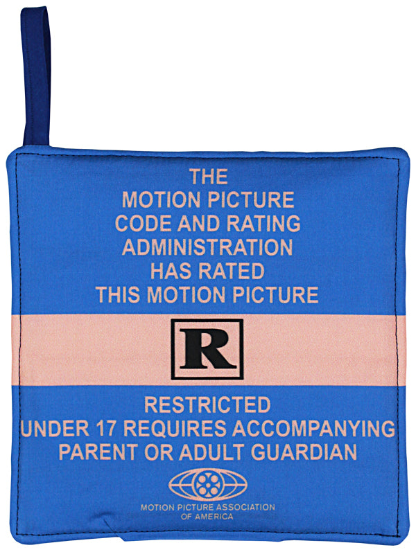 Rated R Pot Holder
