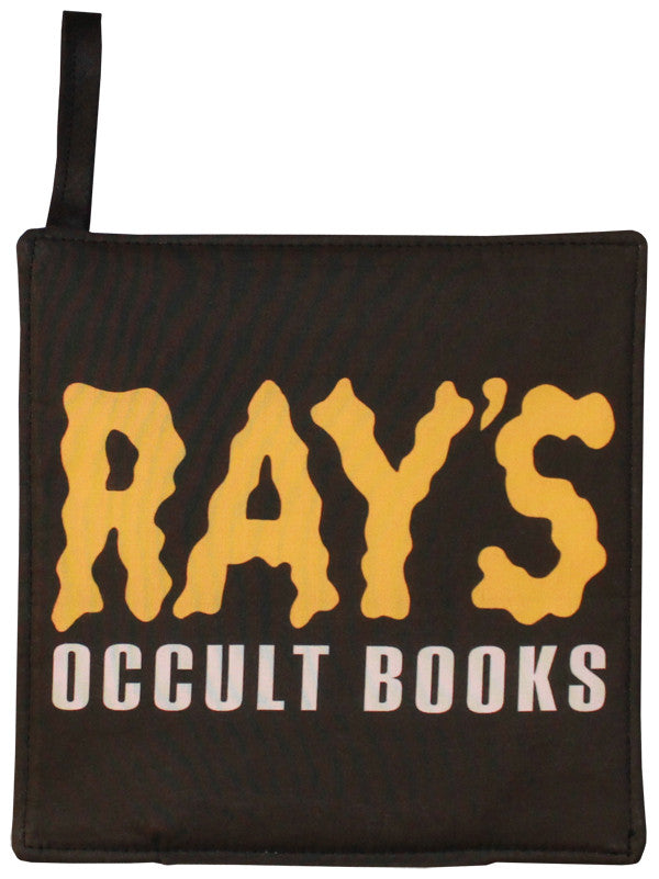 Ray's Occult Books Pot Holder