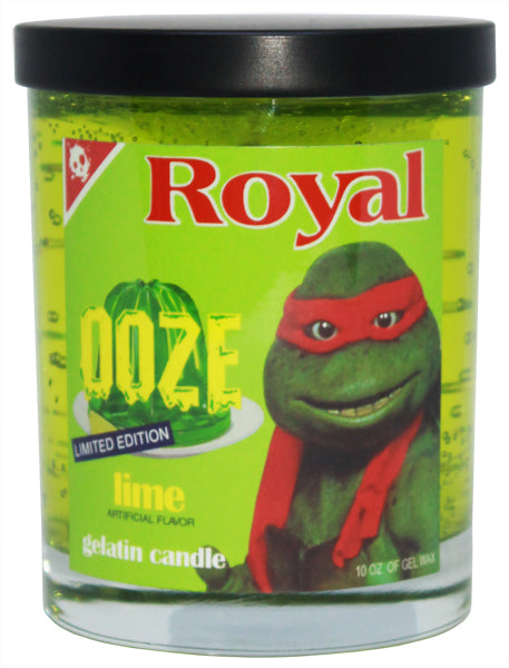 Royal Ooze Candle