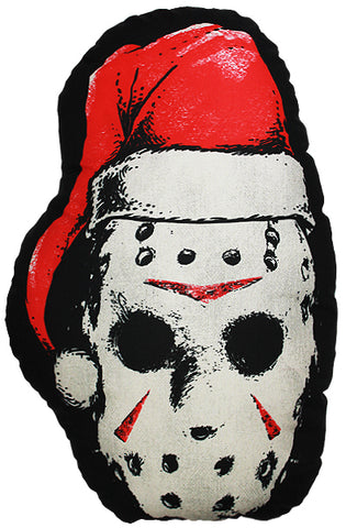 Santa Slasher Pillow