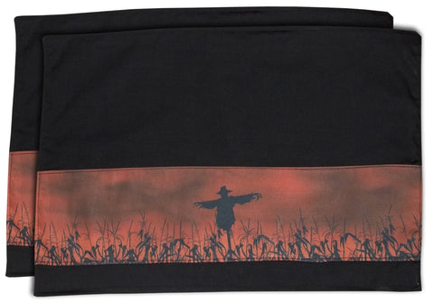 Scarecrow Placemats (Set Of 2)