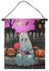 *Sheet Ghost Garden Flag