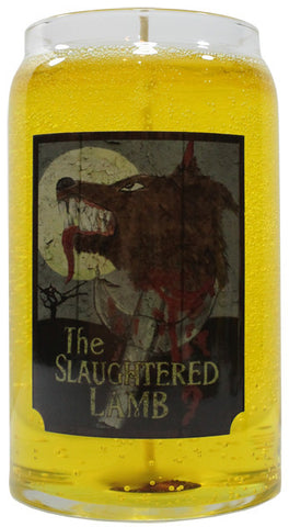 The Slaughtered Lamb Candle