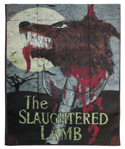 Slaughtered Lamb Flag