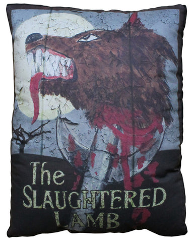 Slaughtered Lamb Pillow