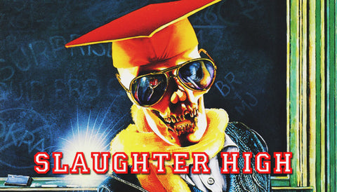 Slaughter High Label