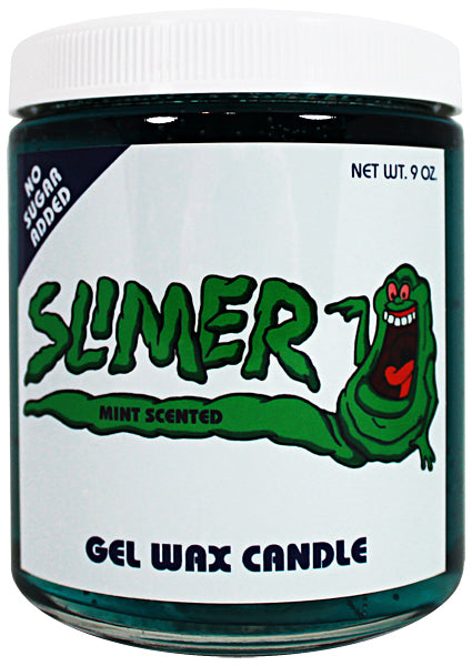 Slimer Mint Scented Candle