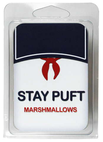 Stay Puft Wax Melts