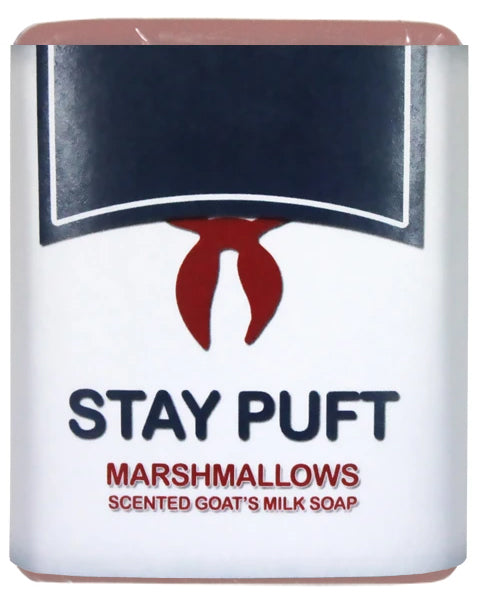 Stay Puft Soap