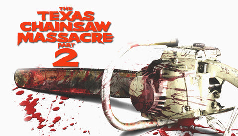 The Texas Chainsaw Massacre 2 Label