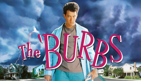 The 'Burbs Label