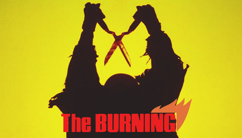 The Burning Label