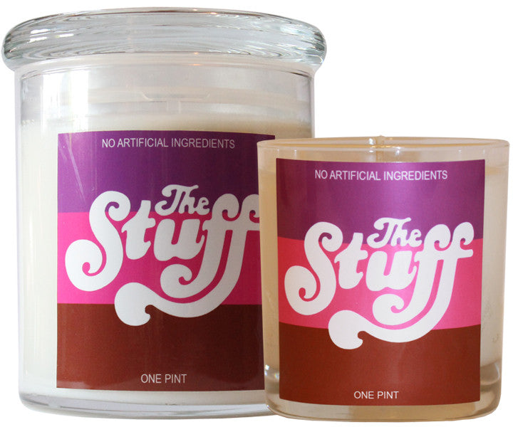 The Stuff Scented Candle