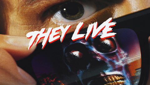 They Live Label