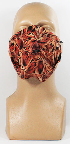 Tortured Souls Face Mask