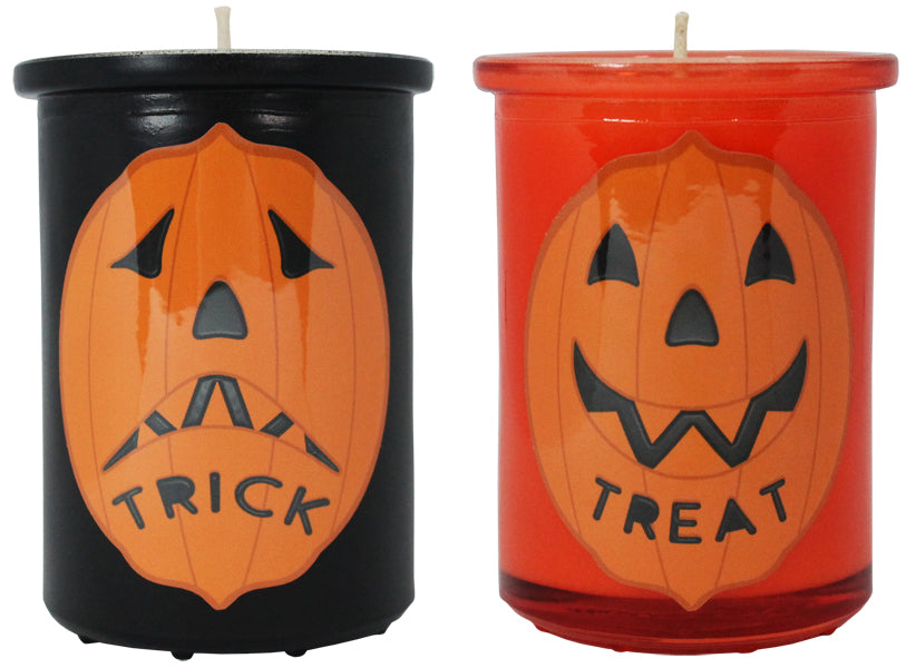 *Trick And Treat Candle Set