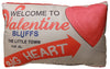 Valentine Bluffs Pillow