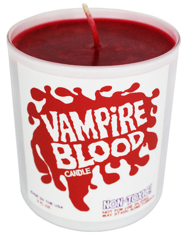 *Vampire Blood Candle