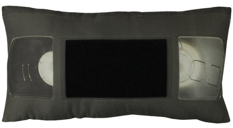 *VHS Pillow - Black